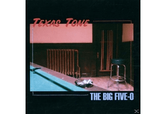 The Big Five-o - Texas Tone - (CD)