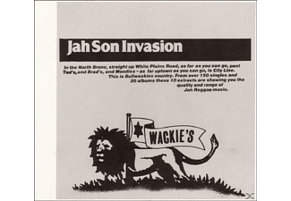 Wackies - JAH SON INVASION - (Vinyl)