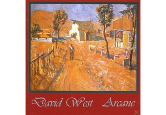 David West - Arcane - (CD)