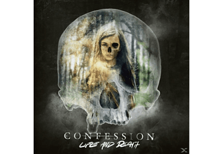 The Confession - Life & Death - (CD)