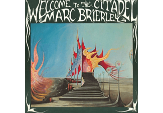 Marc Brierley - Welcome To The Citadel - (CD)
