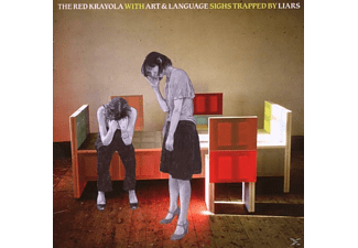 The With Art & Language Red Krayola - Sighs Trapped By Liars - (CD)