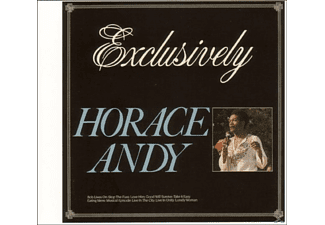 Horace Andy - Exclusively - (CD)