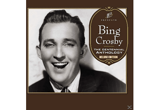 Bing Crosby - Centinnial Anthology (Deluxe Edition) - (CD)