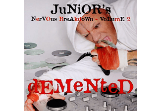 Junior Vasquez - Junior's Nervous Breakdown2-Demented - (CD)