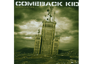 Comeback Kid - Broadcasting... - (CD)