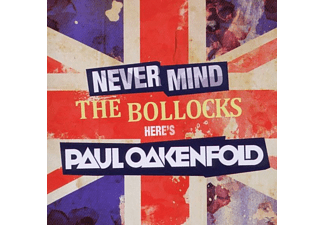 Paul & Various Oakenfold, Paul Oakenfold - Never Mind The Bollocks/Here's Oakenfold - (CD)