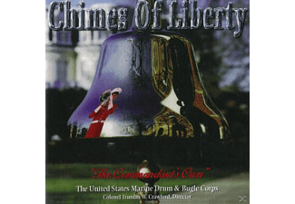 The United States Marine Drum & Bugle Corps - Chimes of Liberty - (CD)