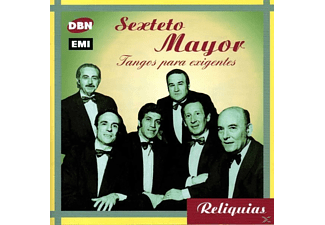 Sexteto Mayor - Tangos Para Exigentes - (CD)