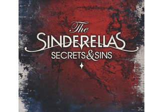 The Sinderellas - Secrets & Sins - (CD)