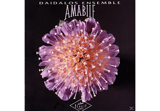 Daidalos Ensemble - Amabile [CD]