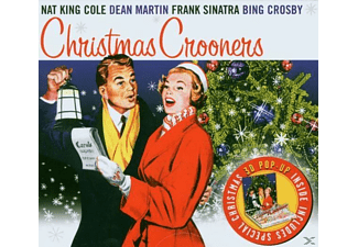 VARIOUS - CHRISTMAS CROONERS - (CD)