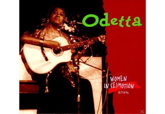 Odetta - Women In (E)Motion-Festival - (CD)