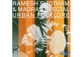 Ramesh / Madras Special Shotham - Urban Folklore - (CD)