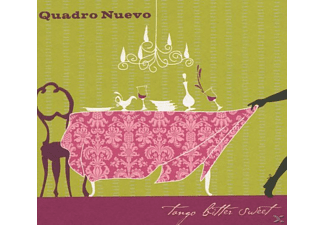 Quadro Nuevo - Tango Bitter Sweet (Digibook Version) - (CD)