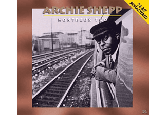Archie Shepp - Montreux Two-24bit Remastered - (CD)