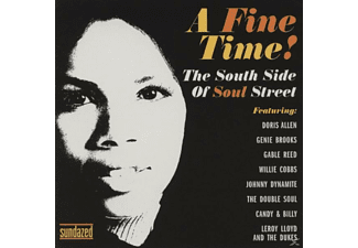 VARIOUS - A Fine Time! The South Side Of - (CD)
