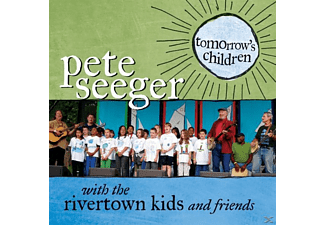 Pete Seeger - Tomorrow's Children - (CD)