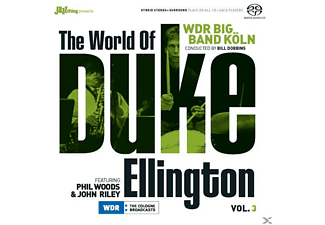 WDR Big Band Köln - The World Of Duke Ellington Part 3 - (CD)