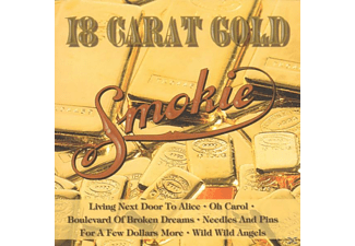 Smokie - 18 Carat Gold [CD]