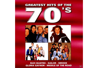 VARIOUS - Greatest Hits Of The 70s - (CD)
