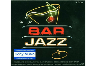 VARIOUS - Bar Jazz - (CD)