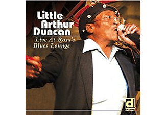 Little Arthur Duncan - Live At Rosa's Blues Lounge - (CD)