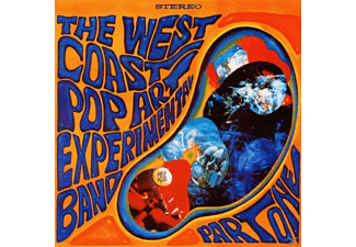 West Coast Pop Art Experiment B - Part 1 - (CD)