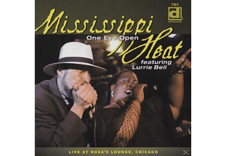 Mississippi Heat - One Eye Open-Live - (CD)