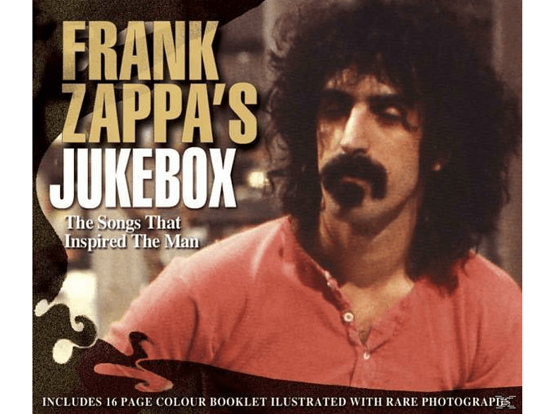 Frank Zappa - Jukebox - The Songs That Inspired The Man [CD]