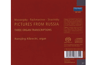 Hansjörg Albrecht - Pictures From Russia [SACD Hybrid]