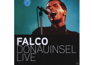 Falco - DONAUINSEL LIVE - (CD)