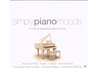 Various - Simply Piano Moods - (CD)