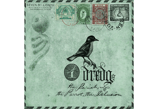 dredg - The Pariah, The Parrot, The Delusion - (CD)