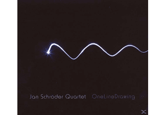 Jan Schröder Quartet - One Line Drawing - (CD)