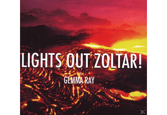 Gemma Ray - Lights Out Zoltar! - (CD)