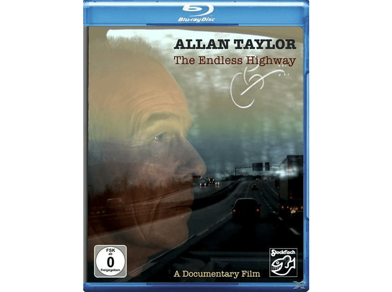 Allan Taylor - The Endless Highway [Blu-ray]