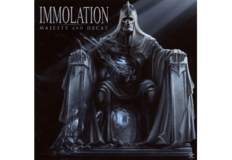Immolation - Majesty And Decay - (CD)