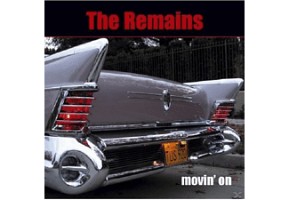 The Remains - Movin' On - (CD)