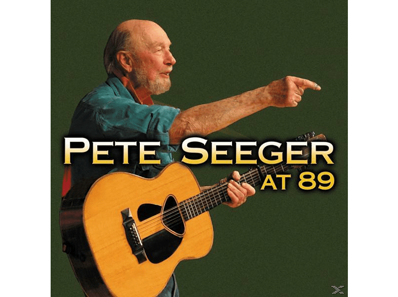 Pete Seeger - At 89 [CD]