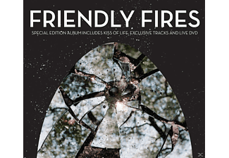 Friendly Fires - Friendly Fires Special Edition - (DualDisc)