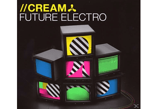 VARIOUS - Cream Future Electro - (CD)
