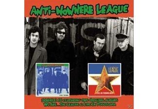 Anti-Nowhere League - We Are...The League/Live In Yugoslavia - (CD)