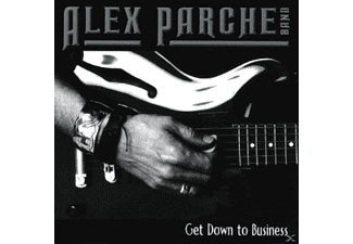 Alex & Band Parche - Get Down To Business - (CD)