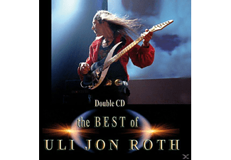 Uli Jon Roth - The Best Of - (CD)