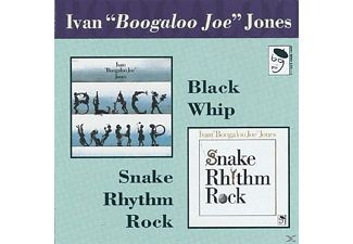 "Ivan ""boogaloo Joe"" Jones - Black Whip/Snake Rhythm Rock - (Vinyl)"
