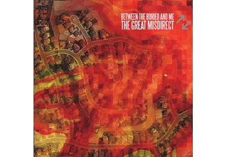 Between The Buried Me - The Great Misdirect - (CD)