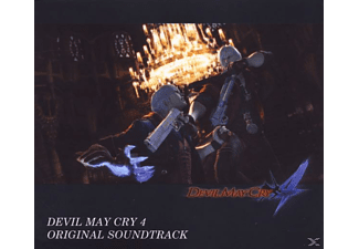 VARIOUS - Devil May Cry 4 (Ost) - (CD)