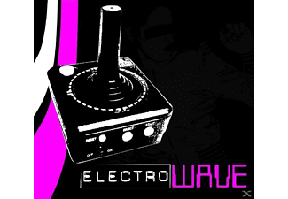 VARIOUS - Electro Wave - (CD)