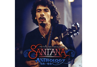 Carlos Santana - Anthology '68-'69 - (CD)
